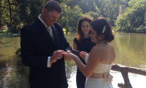 Officiant de cérémonie mariage