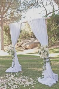 arche de cérémonie mariage laïc