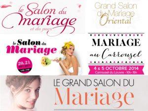 salon du mariage paris septembre 2014