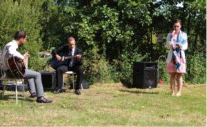 Musique cérémonie laique chant