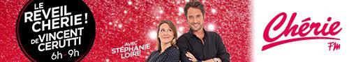 Mon interview sur Chérie FM !