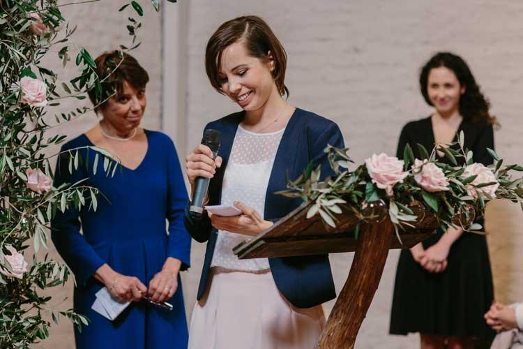 Qui intervient dans une cérémonie de mariage et pourquoi ?