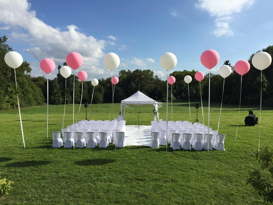 8 conseils pour votre cérémonie de mariage extérieure