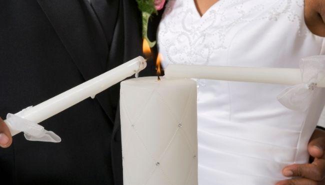 cérémonie rituel bougie
