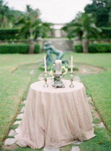 rituel de la bougie - rossini weddings