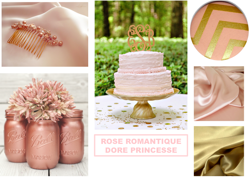 theme-decoration-mariage-dore-rose