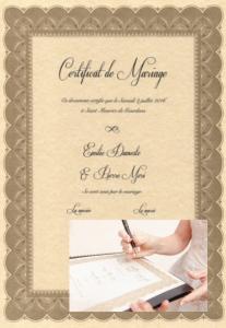 papier-certificat